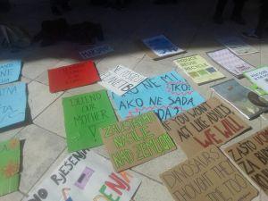 prosvjed za klimu