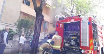 požar Split Matoševa