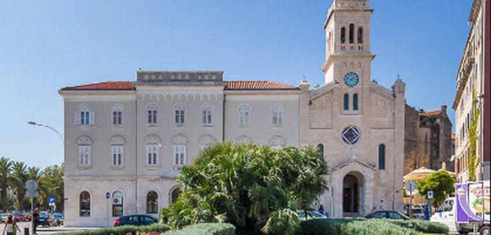 crkva svetog Frane Split