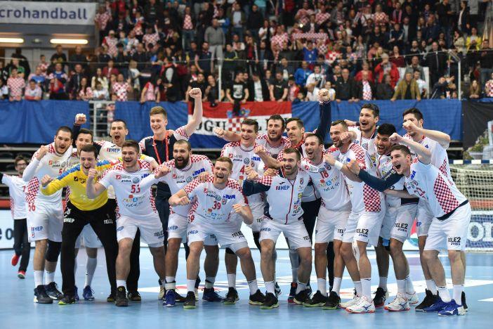 Rukometaši pobijedili Švicarce i potvrdili prvo mjesto u skupini