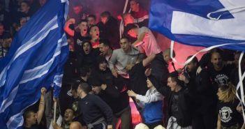 Zadar, Jazine, neredi, KK Zadar - KK Škrljevo