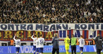 Split, Hajduk - Dinamo