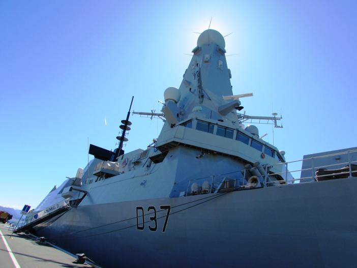Izlazi u kraljevskoj mornarici