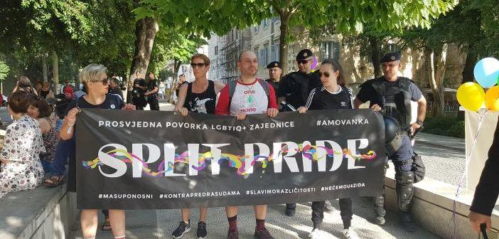 Deveti Split Pride – Kotur donio kartonskog Oparu
