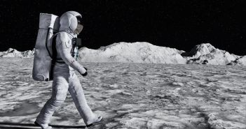 čovjek Mjesec