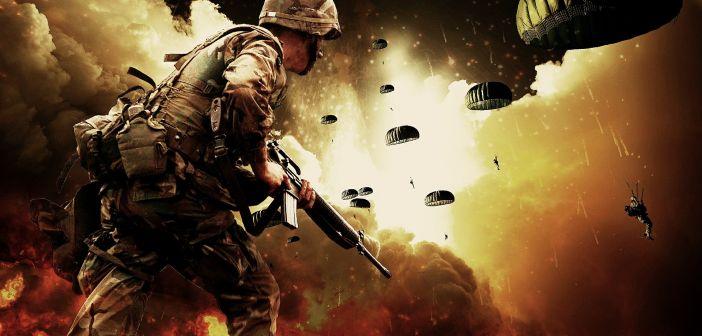 rat vojnici