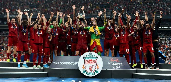 Liverpool po četvrti put osvojio trofej europskog Superkupa