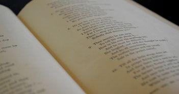 knjiga, poezija