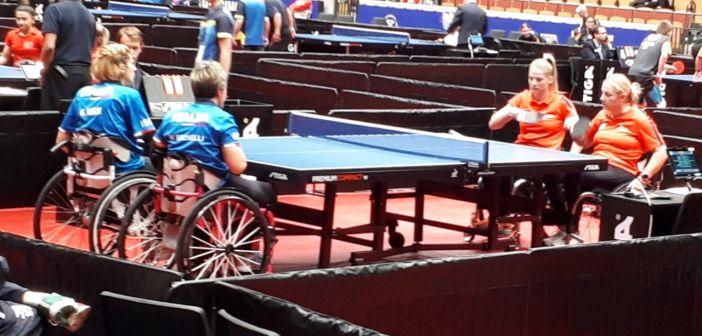 Mužinić i Dretar Karić zlatne na Europskom prvenstvu u parastolnom tenisu