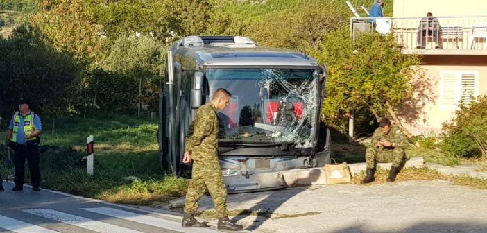 MORH potvrdio da je kod Klisa ozlijeđeno 6 pripadnika Hrvatske vojske