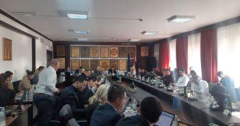tematska sjednica Gradskog vijeća o Marjanu