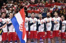 Bec, 22.01.2020- Rukomet: Hrvatska - Spanjolska, utakmica Europskog prvenstva