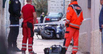 Split, 11.01.2020 - Dvostruko ubojstvo u centru Splita