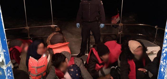 frontex spašavanje migranti
