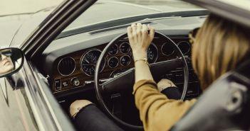vozačica vozač