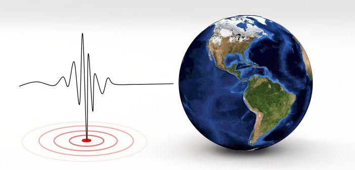 Slab potres kod Splita