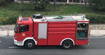vatrogasci, požar
