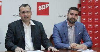 SDP Split Goran Kotur Davor Matijević