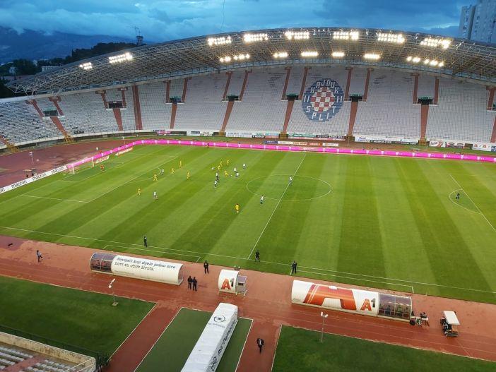 Hajduk: Osijek 0:1
