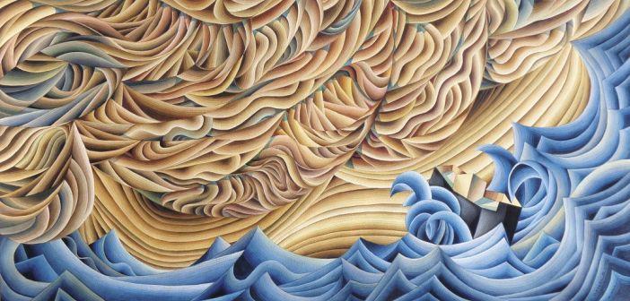 'Konfrontacija prostora' Facana-Grdiše u Sveučilišnoj galeriji