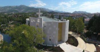 nova crkva u Solinu
