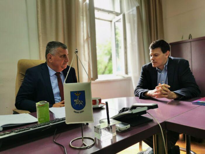 Gradonačelnik Sinja Miro Bulj preuzeo dužnost
