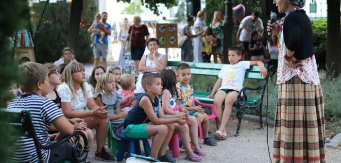 Dječji festival u Šibeniku