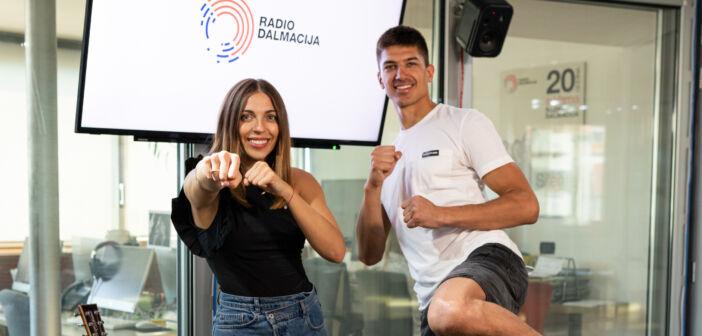 Toni Kanaet na Radio Dalmaciji: Nakon srednje škole skoro odustao od taekwondoa!