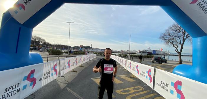 Splitski maraton 2021.- prometna regulacija