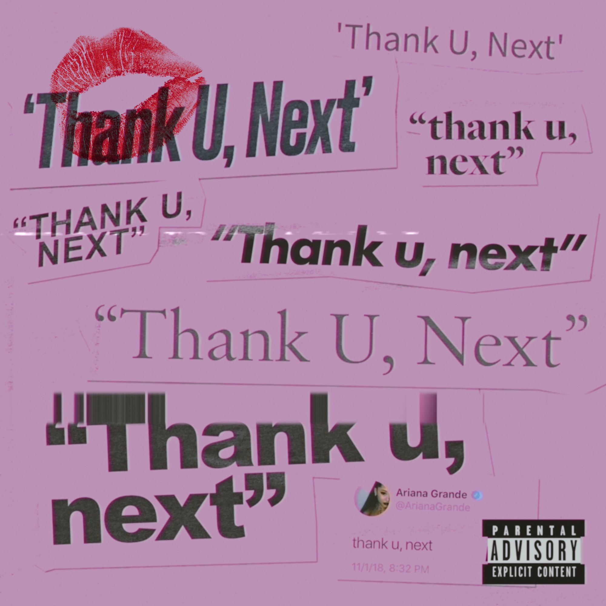 Thank U, Next -