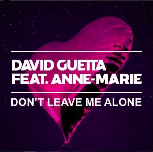 Don't Leave Me Alone -