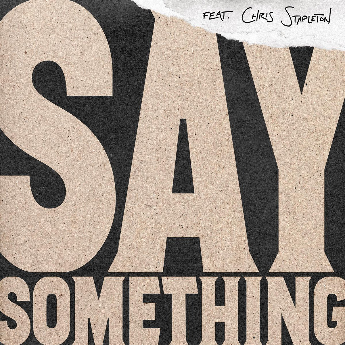 Say Something -