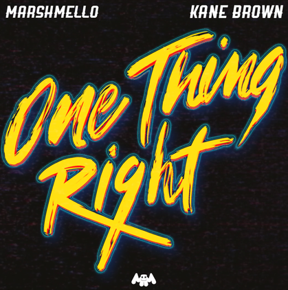 One Thing Right -