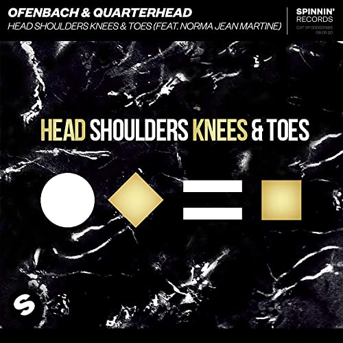 Head Shoulders Knees & Toes -