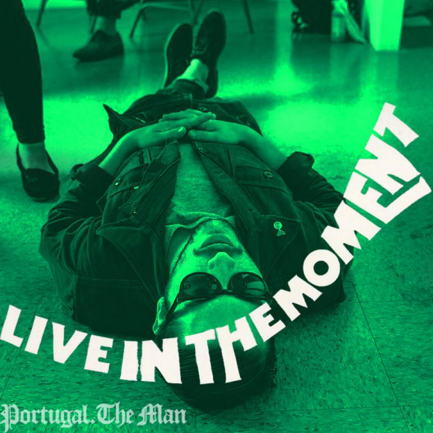 Live In The Moment -